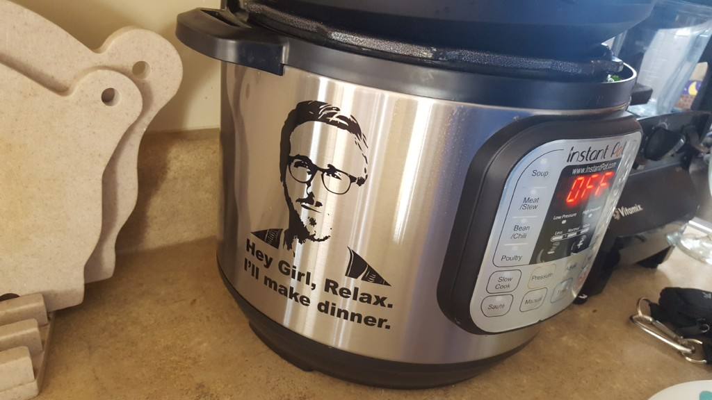 I love my Instant Pot